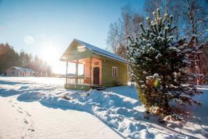 База отдыха Березовый Мостик, Ногинск