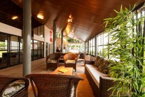 Sesi Parque da Mata, Отели  Rio Tinto - big - 23