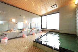 Hotel Yoshida, Рёканы  Майдзуру - big - 13