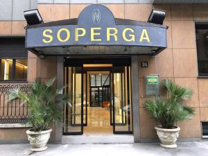 Hotel Soperga - Milan