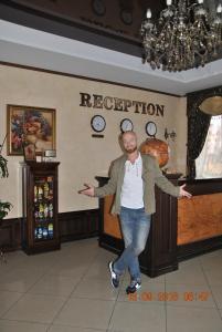 Globus Hotel, Hotels  Ternopil' - big - 31