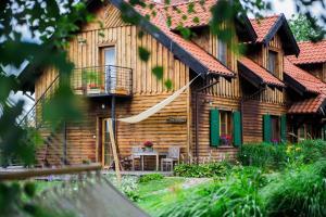 Accommodation in Krutyń