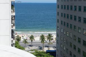 SEA VIEW Flat Copacabana ilive061 - ريو دي جانيرو
