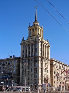 Dom So Shpilem Apartments - Vologodsko-Yamskaya Sloboda