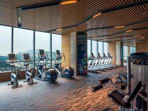 Hilton Jinan South Hotel & Residences, Hotely  Ťi-nan - big - 51