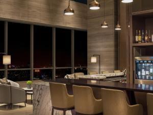 Hilton Jinan South Hotel & Residences, Hotely  Ťi-nan - big - 55