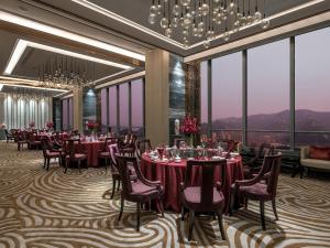 Hilton Jinan South Hotel & Residences, Hotely  Ťi-nan - big - 63