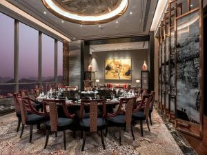 Hilton Jinan South Hotel & Residences, Hotely  Ťi-nan - big - 62