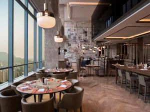 Hilton Jinan South Hotel & Residences, Hotely  Ťi-nan - big - 61
