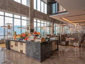 Hilton Jinan South Hotel & Residences, Hotely  Ťi-nan - big - 59
