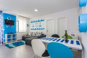 Apartments Dalmacija, Apartmanok  Omiš - big - 8