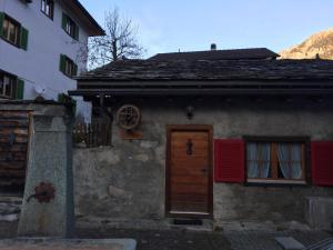 Accommodation in Andeer