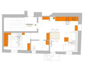 Apartments Dalmacija, Apartmanok  Omiš - big - 31