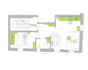 Apartments Dalmacija, Apartmanok  Omiš - big - 29
