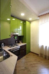 Cascade, Apartmanok  Jereván - big - 22