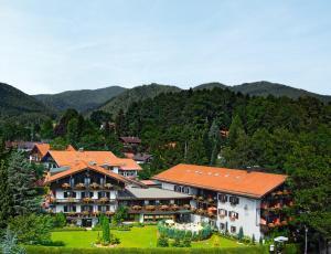 4 hvězdičkový hotel Hotel Alpenhof Bad Wiessee Německo