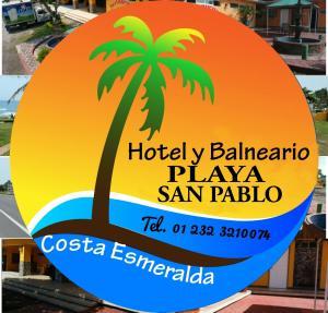 Hotel y Balneario Playa San Pablo, Отели  Монте-Гордо - big - 95