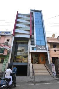 Hotel Metro, Hostince  Kumbakonam - big - 37