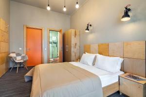 Etude Hotel, Hotel  Leopoli - big - 16