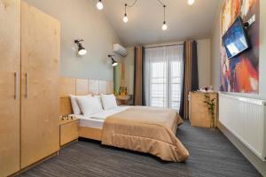 Etude Hotel, Hotel  Leopoli - big - 2