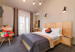Etude Hotel, Hotel - Leopoli