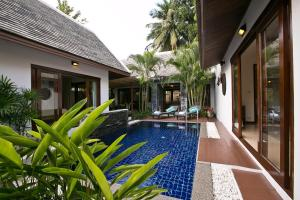 2 Bedroom Private Pool Villa Ban Tai - 4 minutes walk to beach