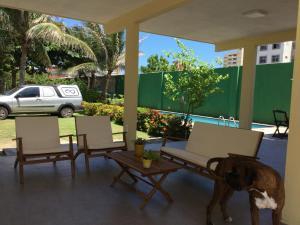 Residencial Vecchio, Apartmanok  Fortaleza - big - 56