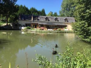 . Le Moulin Calme