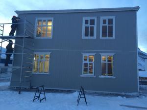 Olafsvik Apartments, Appartamenti  Ólafsvík - big - 55
