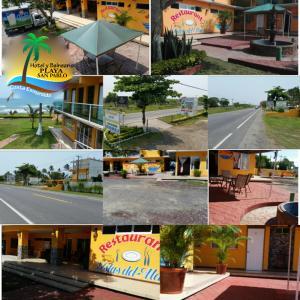 Hotel y Balneario Playa San Pablo, Отели  Монте-Гордо - big - 88