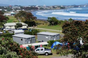 Fitzroy Beach Holiday Park - Hotel - New Plymouth