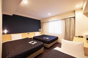 Hotel Asia Center of Japan, Hotels  Tokio - big - 48