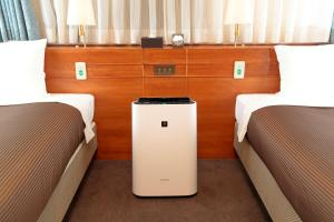 Hotel Asia Center of Japan, Hotely  Tokio - big - 32