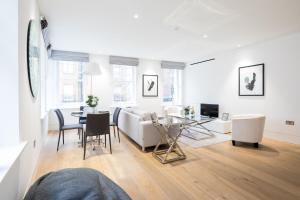 Stunning apartment with terrace - Romilly Street