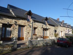 Moulin de Benneville, Pensionen  Cahagnes - big - 42