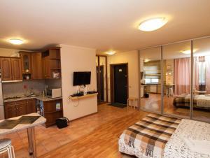 TVST Apartments Belorusskaya, Appartamenti  Mosca - big - 123