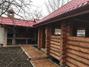 Guesthouse Saksonia, Pensionen  Goryachiy Klyuch - big - 84