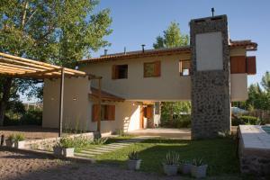 Las Espuelas Casas de Montaña, Chaty v prírode  Potrerillos - big - 59