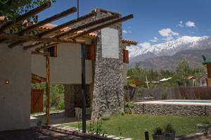 Las Espuelas Casas de Montaña, Chaty v prírode  Potrerillos - big - 48