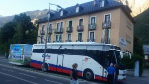 Hôtel Oberland, Отели  Le Bourg-d'Oisans - big - 35
