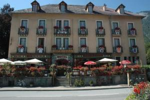 Hôtel Oberland, Отели  Le Bourg-d'Oisans - big - 1