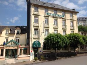 Accommodation in La Bourboule