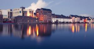 Crescent Close, Appartamenti  Galway - big - 43