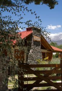Las Espuelas Casas de Montaña, Chaty v prírode  Potrerillos - big - 1