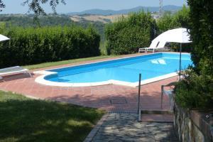 Agriturismo Il Pallocco, Farm stays  Montecastrilli - big - 125