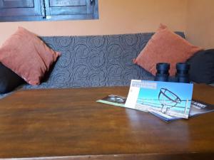 Los Montes, Venkovské domy  Casas de Miravete - big - 24
