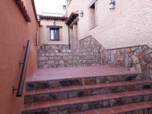 Los Montes, Kúriák  Casas de Miravete - big - 30
