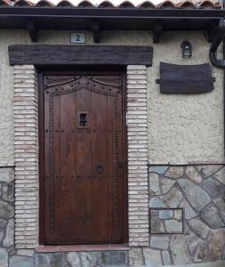 Los Montes, Kúriák  Casas de Miravete - big - 1