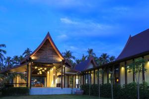 Koh Kood Paradise Beach, Üdülőtelepek  Kut-sziget - big - 95