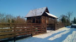 Drewniana Zagroda Dom Wakacyjny